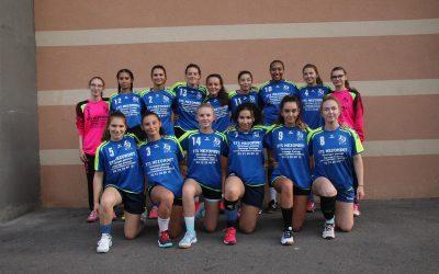 -18F Département – Match contre Château-Thierry